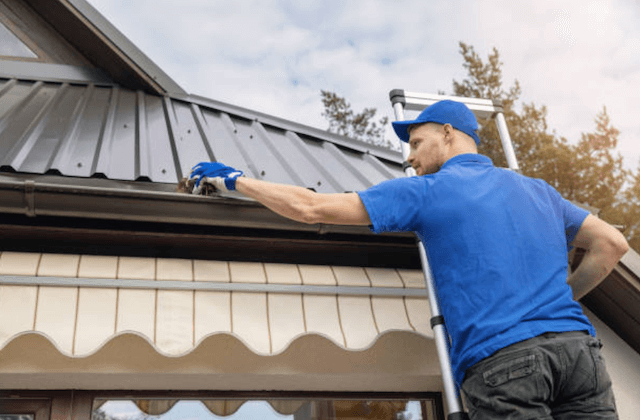 gutter cleaning in lancaster